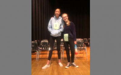 DSA Students Co-Champions at the Denver Public Schools Semantics Spelling Bee