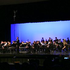 On March 6th the DSA Wind Ensemble performed at Englewood High School for the CBA Regional Concert Band Festival.  They received Superior scores form all judges.