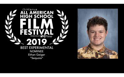 VCA All American High School Film Festival – Best Experimental Nominee