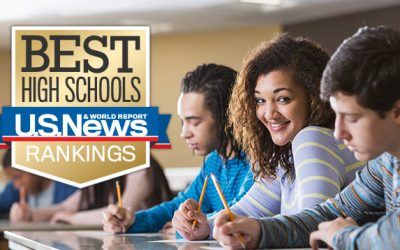DSA Named #2 High School in Colorado