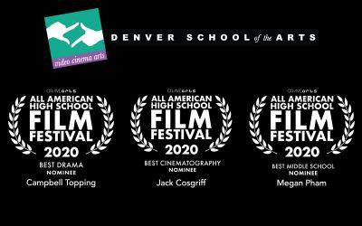 All American High School Film Festival